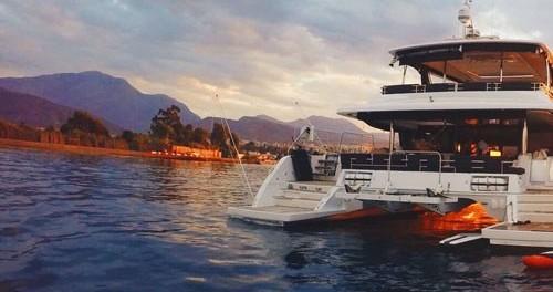 Bootsverleih Lagoon Lagoon 630 Motor Yacht Mykonos (Island) Samboat