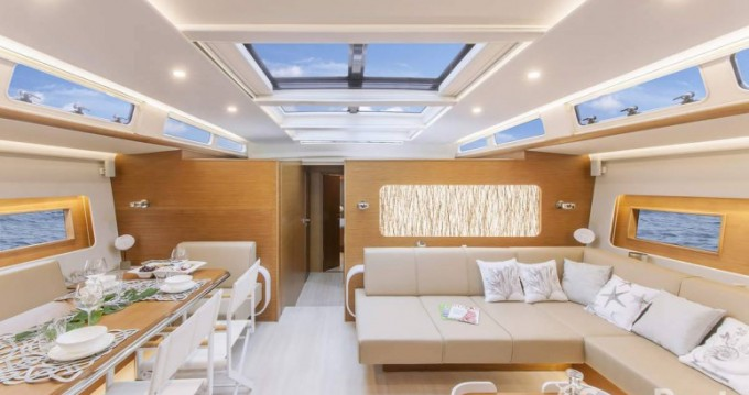 Segelboot mieten in Athen - Hanse yacht