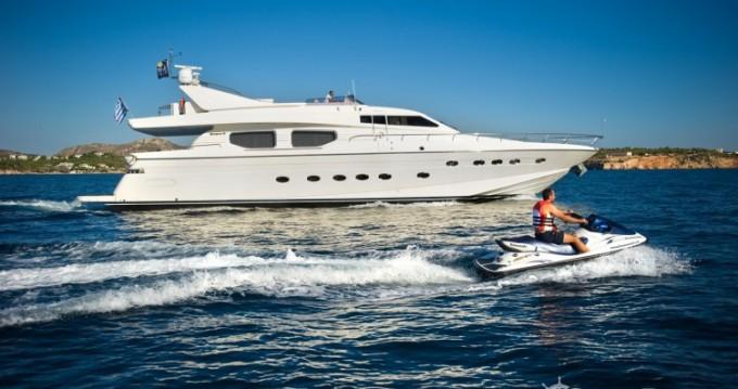 Yachten mieten in Athen - Posillipo yacht