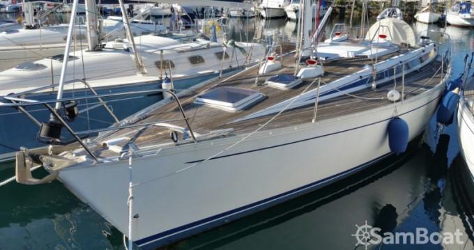 Bootsverleih Cantiere Del Pardo Grand Soleil 42 Split Samboat