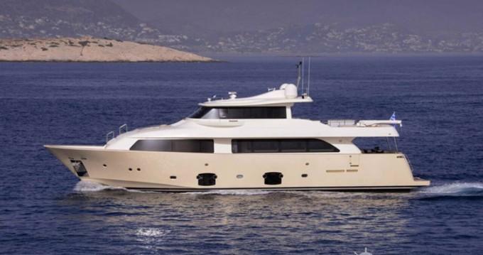 Yachten mieten in Athen - Ferretti yacht