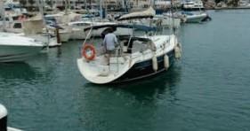 Bénéteau Oceanis 361 Clipper zwischen Privatpersonen und professionellem Anbieter Ibiza Town