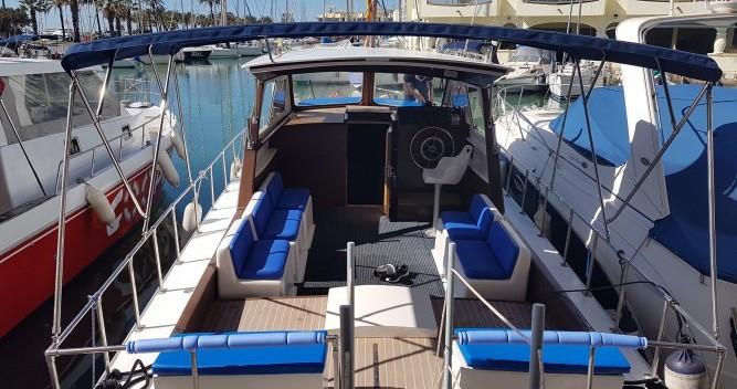Vermietung Motorboot Chris Craft mit Führerschein