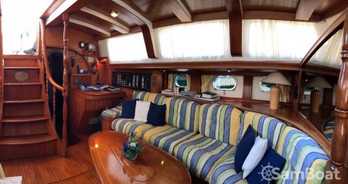 Vermietung Segelboot Ta Chiao mit Führerschein