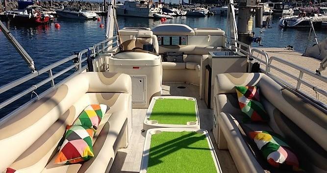 Motorboot mit oder ohne Skipper Supra-Le-Grebe mieten in Sciez