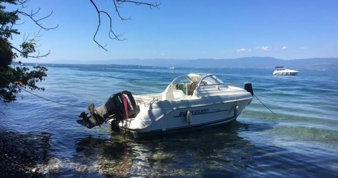 Motorboot mit oder ohne Skipper Quicksilver mieten in Évian-les-Bains