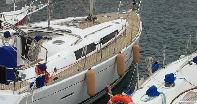 Bootsverleih Dufour Dufour 44 Capo d'Orlando Samboat