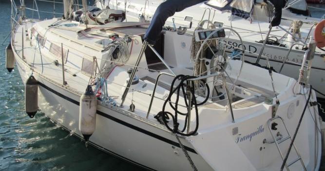 Yacht-Charter in Genova - Gibert Marine Gib Sea 352 auf SamBoat