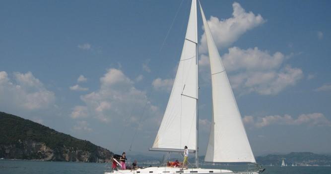 Bootsverleih Genova günstig Cyclades 43.3