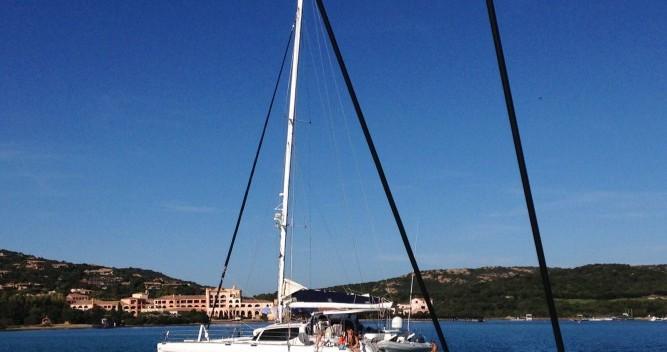 Katamaran mieten in Olbia - Alliaura-Marine Privilège 585