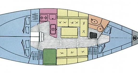 Gibert Marine Gib Sea 352 zwischen Privatpersonen und professionellem Anbieter Genova