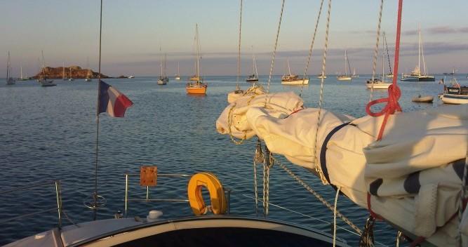 Segelboot mit oder ohne Skipper Jeanneau mieten in Port du Crouesty