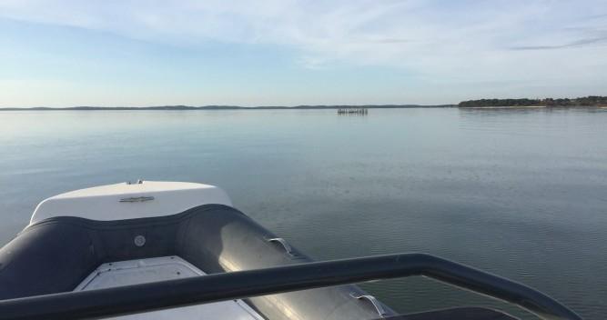 Schlauchboot mieten in Lège-Cap-Ferret - Nautica Led LED 680