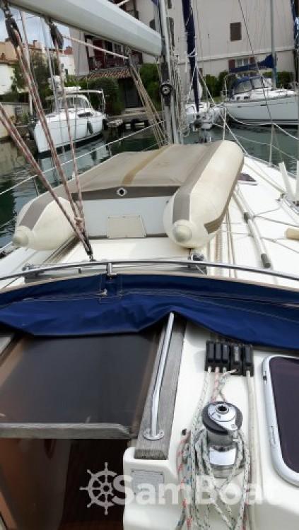Bootsverleih Port Grimaud günstig Cruiser 38