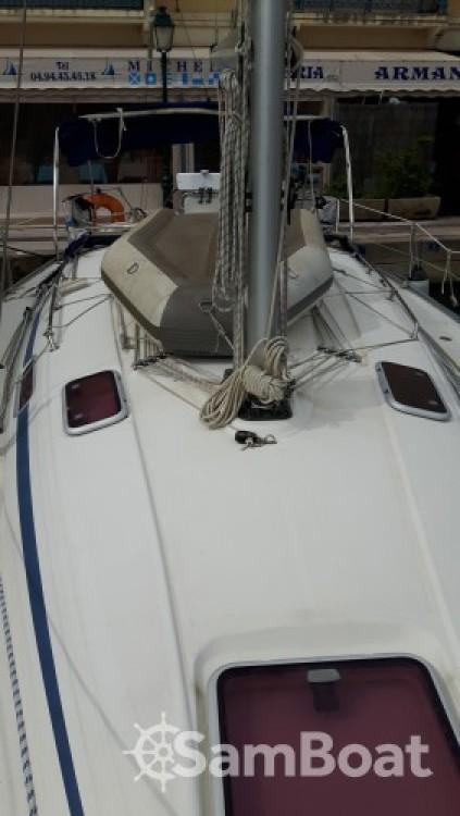 Ein Bavaria Cruiser 38 mieten in Port Grimaud