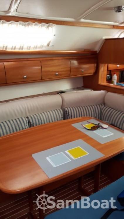 Segelboot mieten in Port Grimaud - Bavaria Cruiser 38