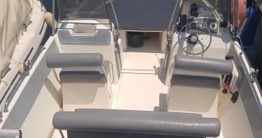 Yacht-Charter in Antibes - Ultramar OPEN 570 auf SamBoat