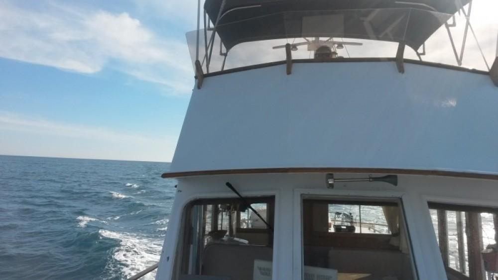 Motorboot mit oder ohne Skipper Island Gypsy mieten in