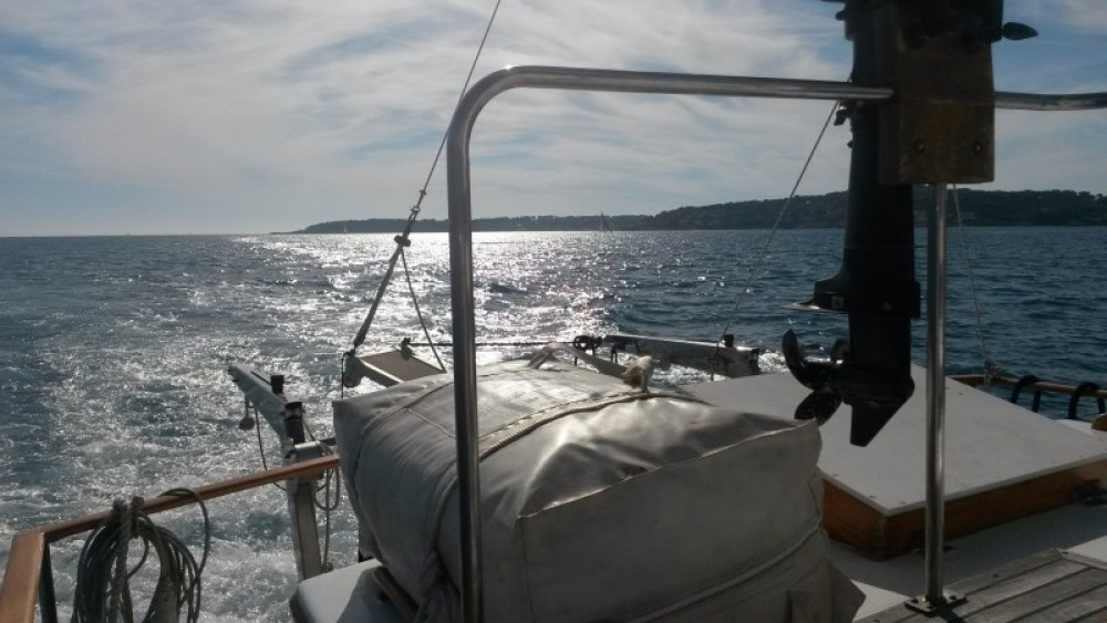 Island Gypsy Island Gypsy 36 zwischen Privatpersonen und professionellem Anbieter