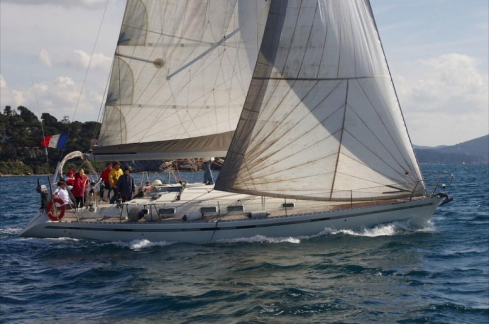 Bootsverleih Toulon günstig First 45 F5