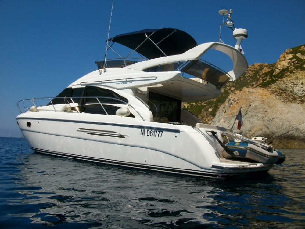 Yacht-Charter in Cannes - Princess Princess P42 auf SamBoat