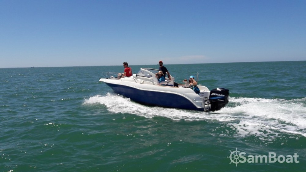 Yacht-Charter in  - Quicksilver Quicksilver 630 WA auf SamBoat