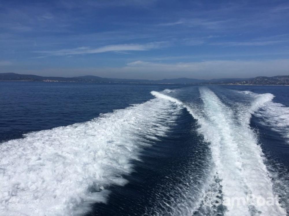 Motorboot mit oder ohne Skipper Fiart mieten in Cannes
