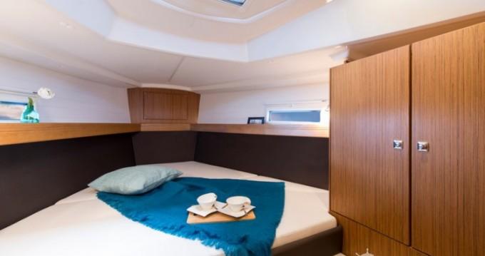Bavaria Cruiser 37 zwischen Privatpersonen und professionellem Anbieter Vallauris