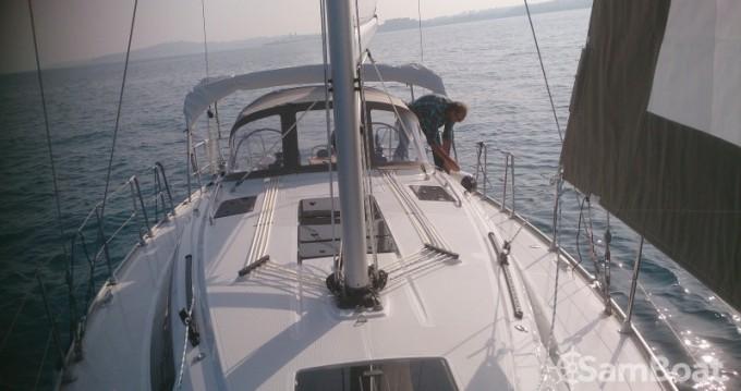 Segelboot mit oder ohne Skipper Bavaria mieten in Vallauris