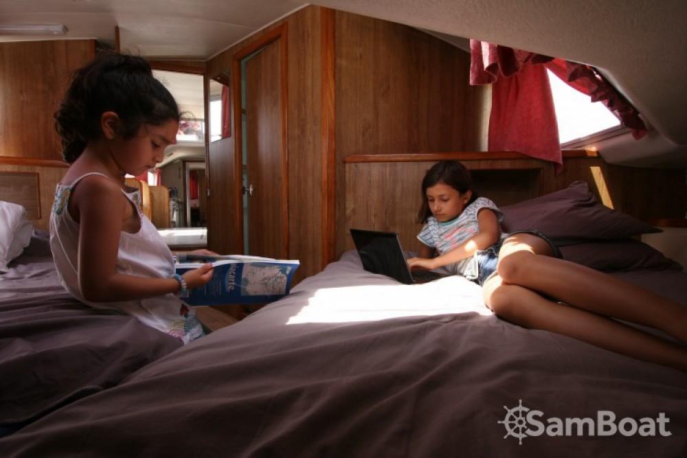 Vermietung Hausboot Alpha Craft mit Führerschein
