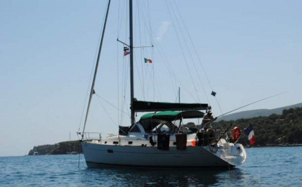 Segelboot mieten in Golfe-Juan - Bénéteau Oceanis 36 CC