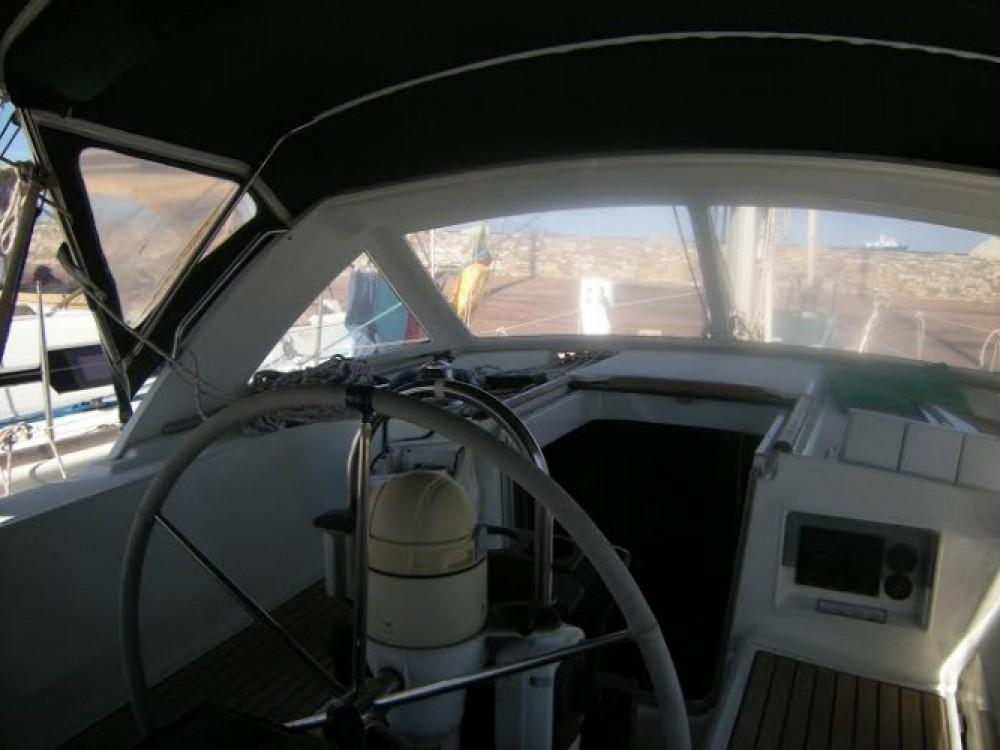 Ein Bénéteau Oceanis 36 CC mieten in Golfe-Juan