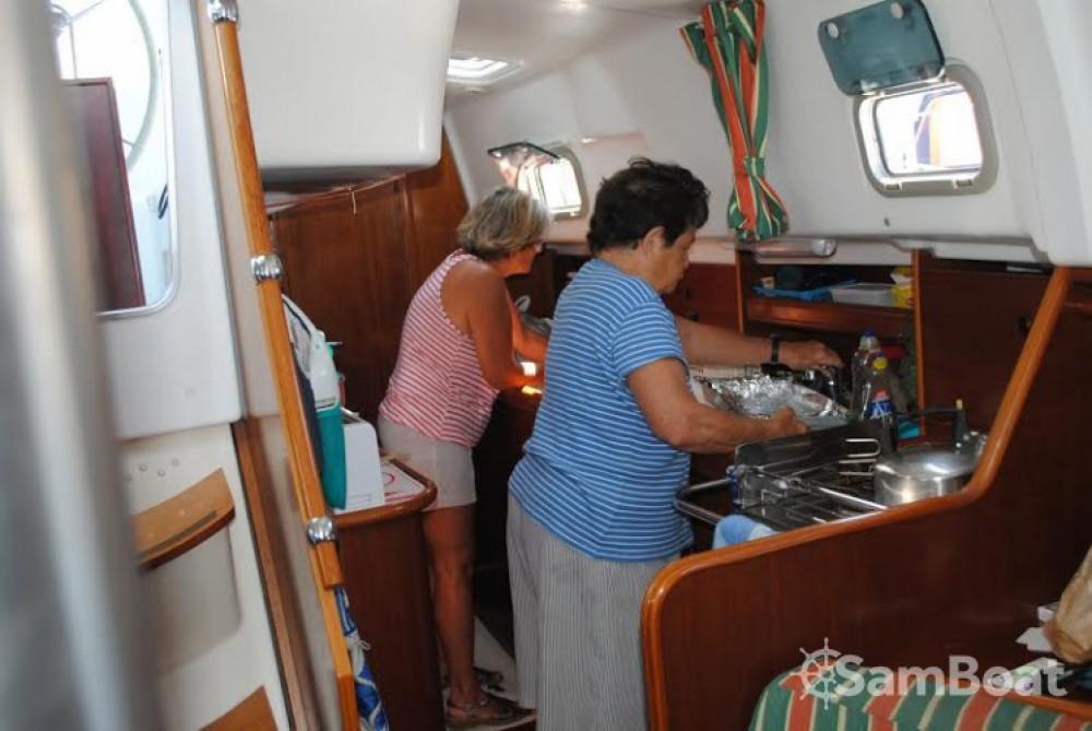 Bootsverleih Golfe-Juan günstig Oceanis 36 CC