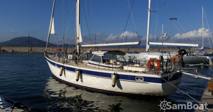Segelboot mit oder ohne Skipper Hallberg-Rassy mieten in Villeneuve-Loubet