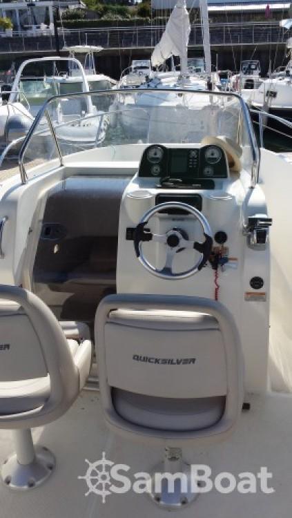 Motorboot mit oder ohne Skipper Quicksilver mieten in Lège-Cap-Ferret