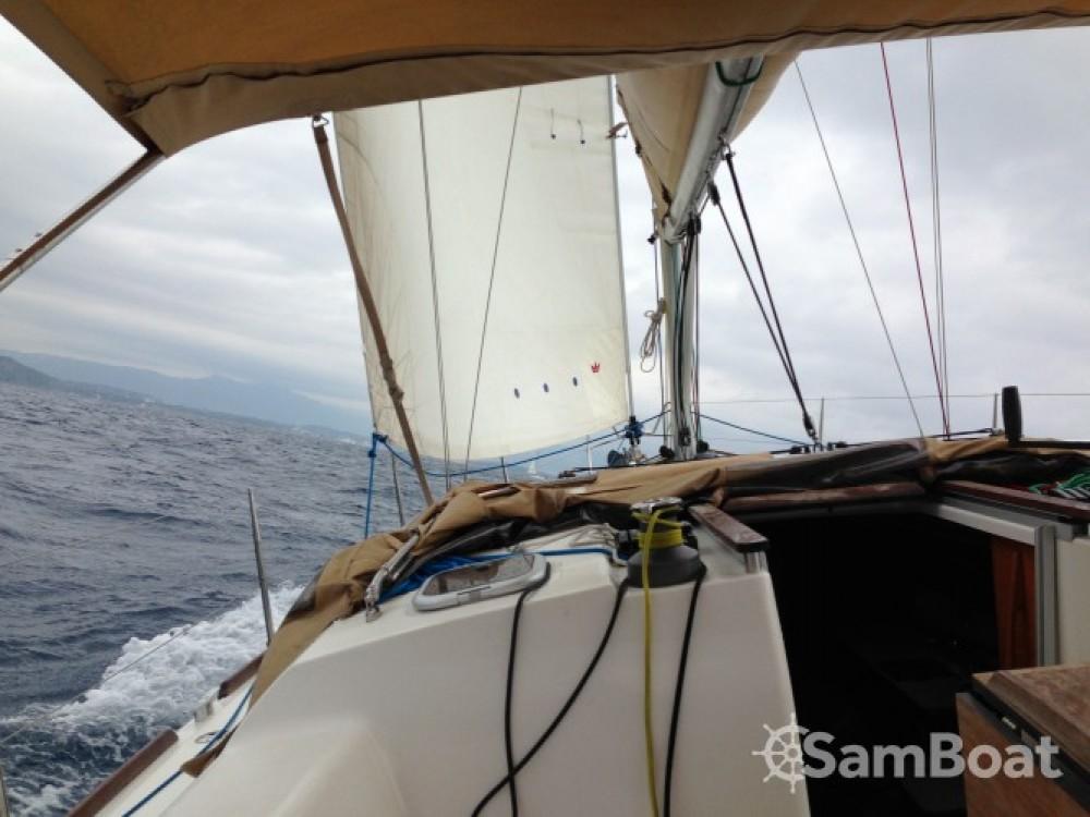Segelboot mieten in Sanary-sur-Mer - Dufour Dufour 375