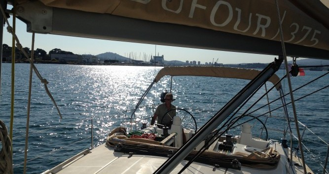 Yacht-Charter in Sanary-sur-Mer - Dufour Dufour 375 auf SamBoat