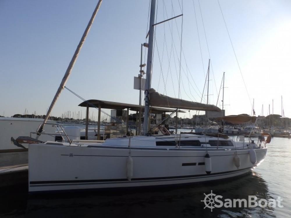 Bootsverleih Sanary-sur-Mer günstig Dufour 375