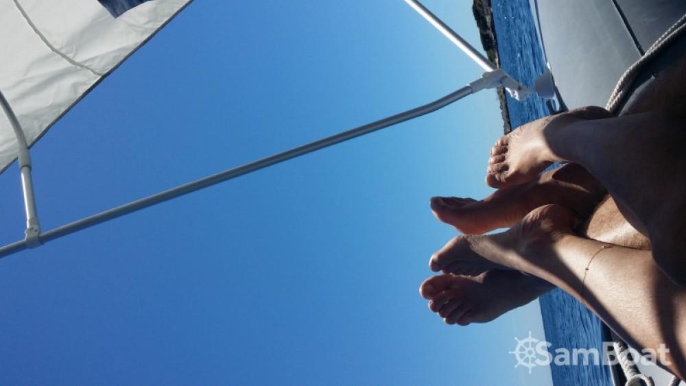 Yacht-Charter in Antibes - Capelli Tempest 500 Work auf SamBoat