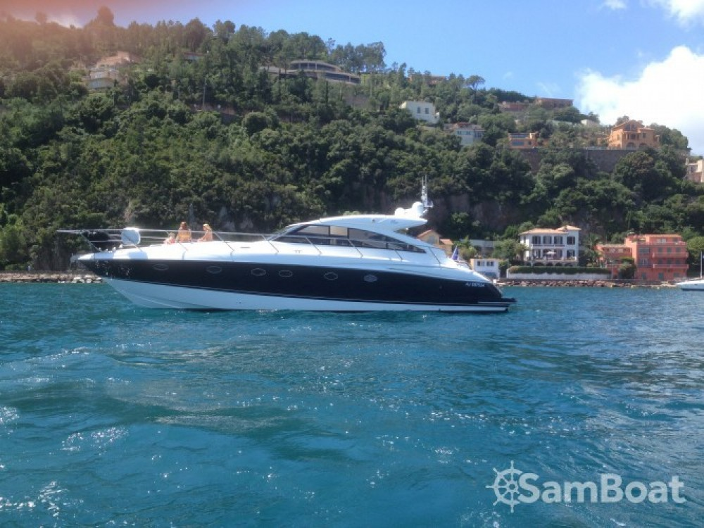 Motorboot mieten in Mandelieu-la-Napoule - Princess Princess V53