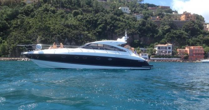 Bootsverleih Princess Princess V53 Mandelieu-la-Napoule Samboat