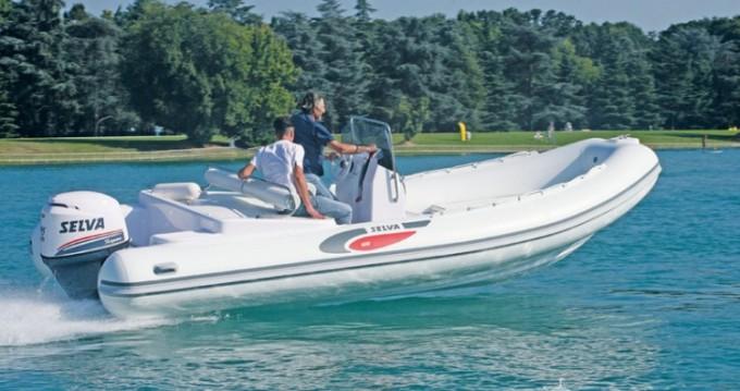 Schlauchboot mieten in Saint-Raphaël - Selva Selva 600
