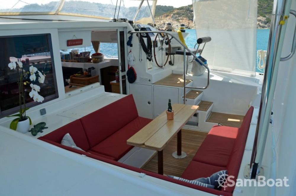 Bootsverleih Lagoon Lagoon 420 Port Grimaud Samboat