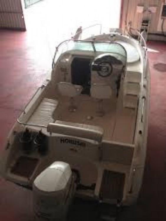Bootsverleih Pacific Craft Pacific Craft 650 WA Antibes Samboat