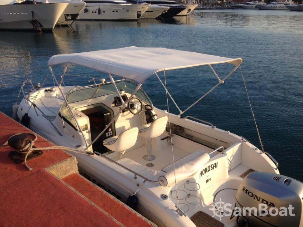 Motorboot mieten in Antibes - Pacific Craft Pacific Craft 650 WA