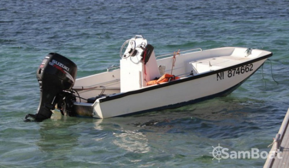 Motorboot mit oder ohne Skipper Jullien mieten in Golfe-Juan