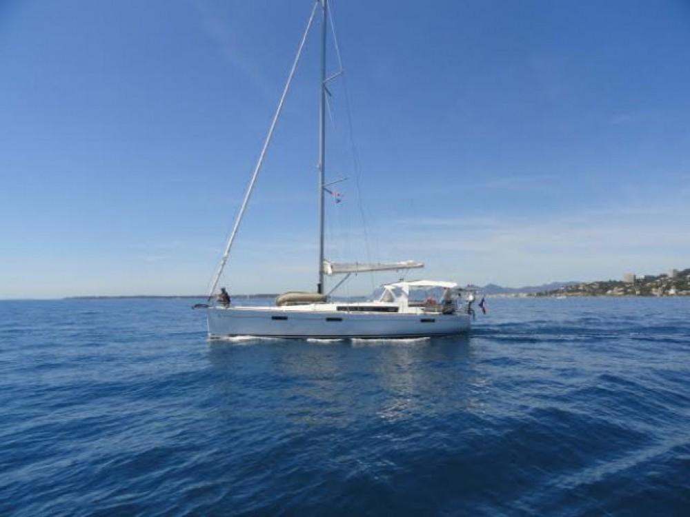 Segelboot mieten in Vallauris - Bénéteau Oceanis 45