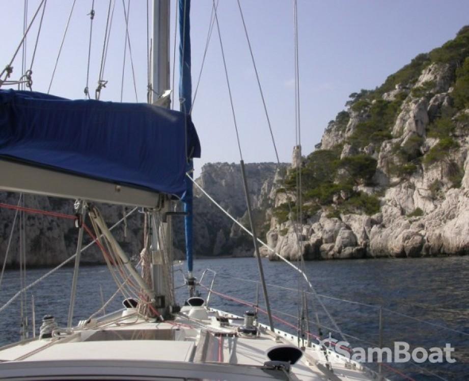 Bootsverleih Toulon günstig Gib Sea 442