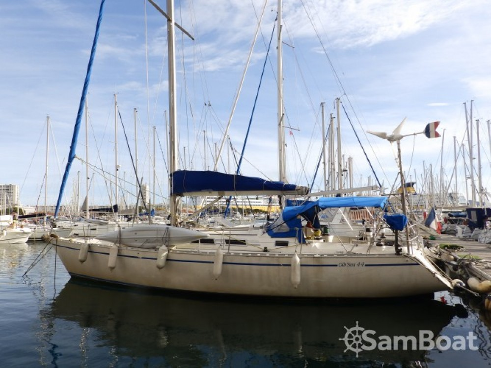 Yacht-Charter in Toulon - Gibert Marine Gib Sea 442 auf SamBoat