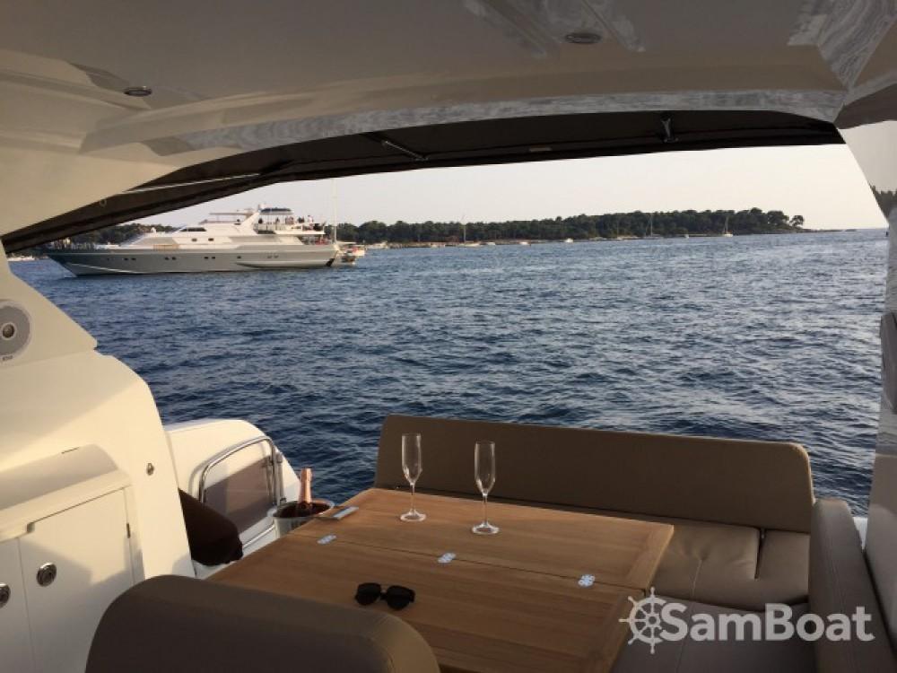 Bootsverleih Jeanneau Leader36 Golfe-Juan Samboat